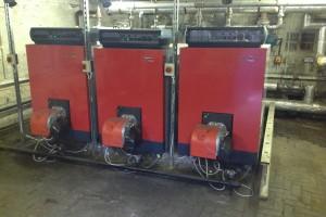 Corngreaves Primary School - New boilers